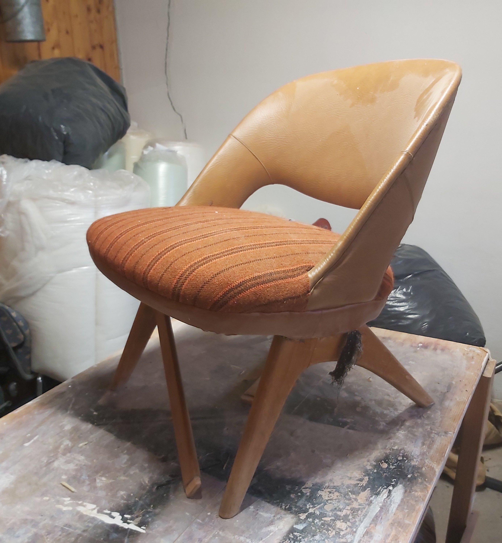 reparabel – Reparasjon – Stilige stoler – Billig møbelstoff